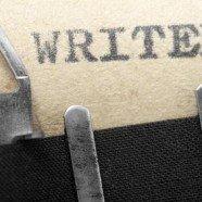 Walking Off A Cliff: Writer's Block