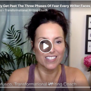 [VIDEO]  How to quickly get past the three phases of fear every writer goes through.