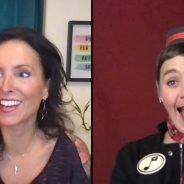 Interview Xmas Special LIVE. Best Xmas Present: Bellagram Singing Telegrams!